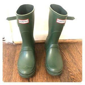 Women's Original Short Hunter Rain Boots
